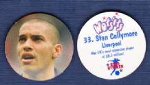 England Stan Collymore Liverpool